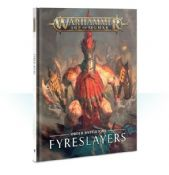 Warhammer 8401 Battletome: Fyreslayers